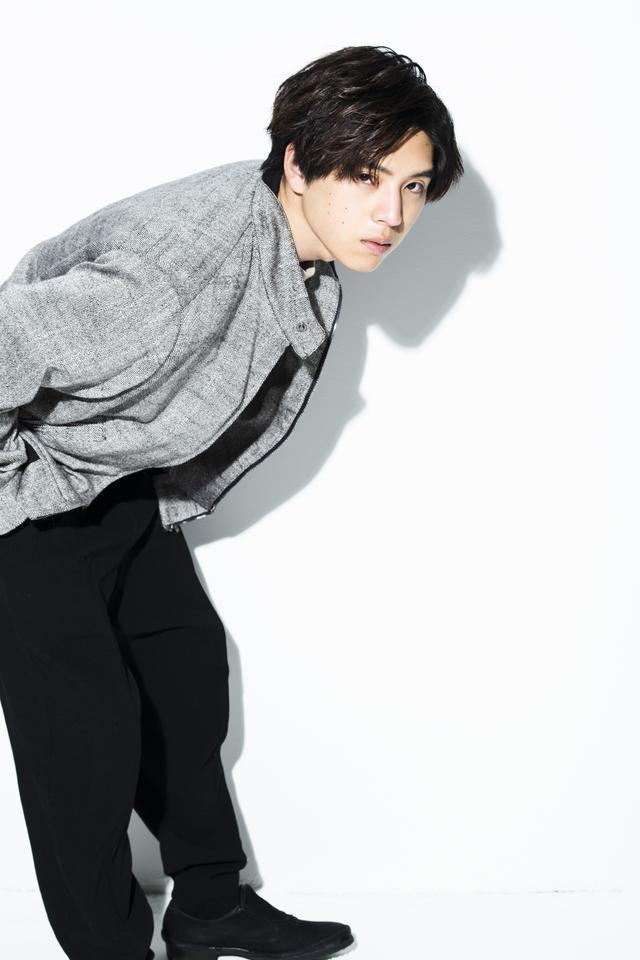 画像1: 〈坂東龍汰〉Huluオリジナル「THE LIMIT」インタビュー