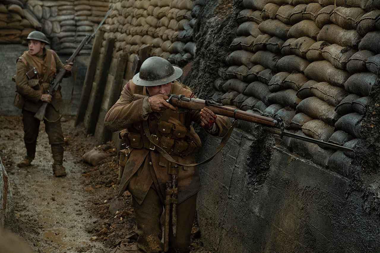 画像: 第13位 『1917命をかけた伝令』(2019)