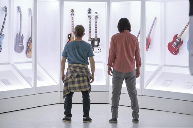 画像1: キアヌ・リーブス主演のコメディ最新作『ビルとテッドの時空旅行』先行配信決定