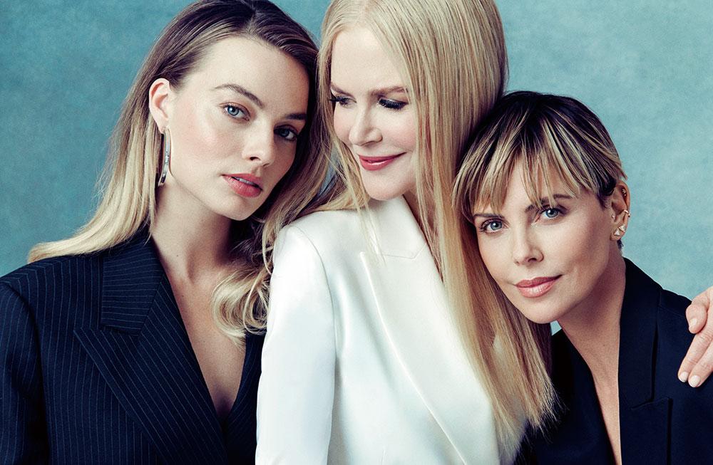 画像: ハリウッドの美しき3大女優たち「スキャンダル」を語る【今月の顔】 - SCREEN ONLINE(スクリーンオンライン)
