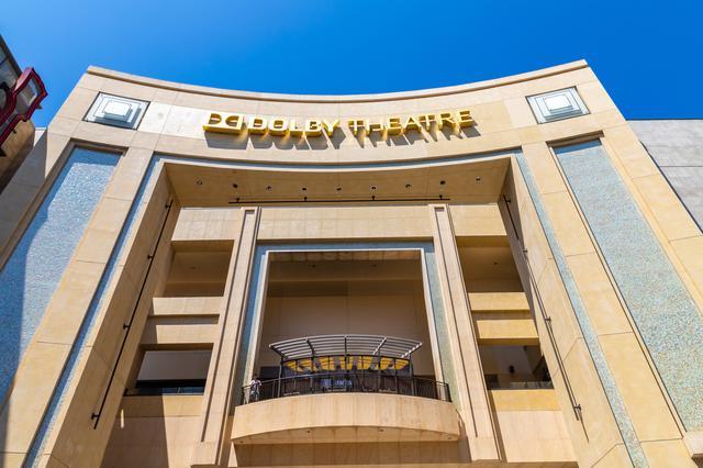 画像: 毎年アカデミー賞授賞式が行われるハリウッドのドルビー・シアター