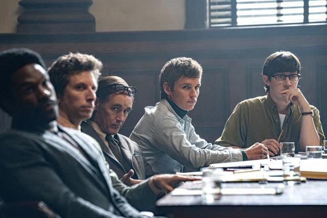 画像: 『シカゴ7裁判』Netflixで独占配信中