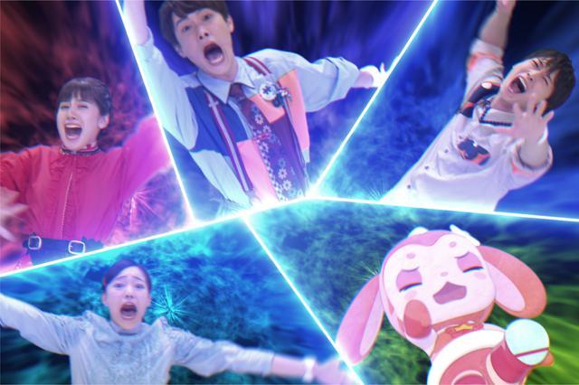 画像: 横山だいすけ、小林よしひさが9月10日公開の『映画 おかあさんといっしょ ヘンテコ世界からの脱出!』にゲスト出演決定!本編映像初解禁!