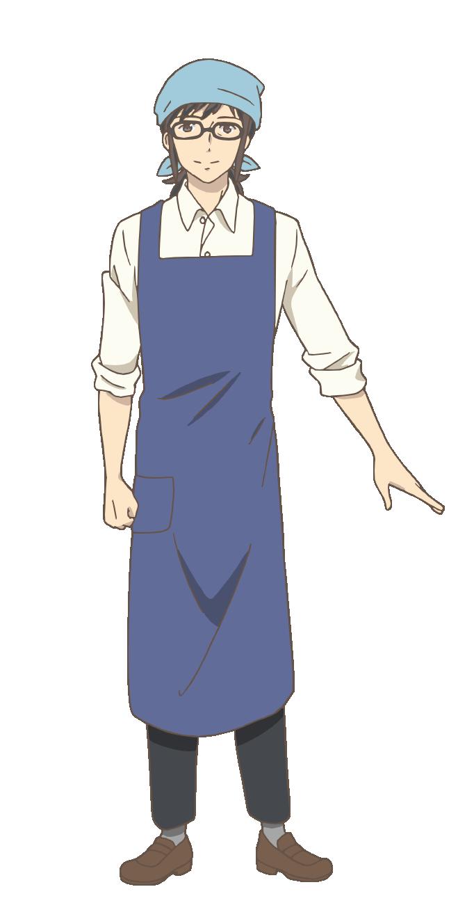 画像1: 『やくならマグカップも』メインビジュアル&本PV完成!追加キャスト&放送日時決定!石川界人、初のお父さん役!