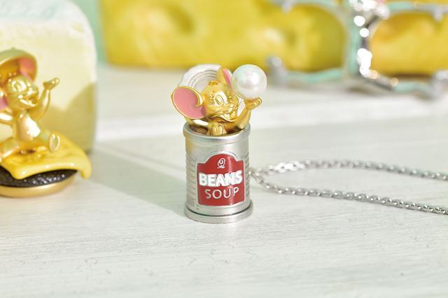 画像: ジェリー/スープ缶 ネックレス