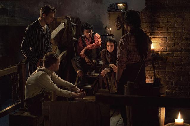 画像: Netflixオリジナルシリーズ『ベイカー街探偵団』2021年3月26日より独占配信開始