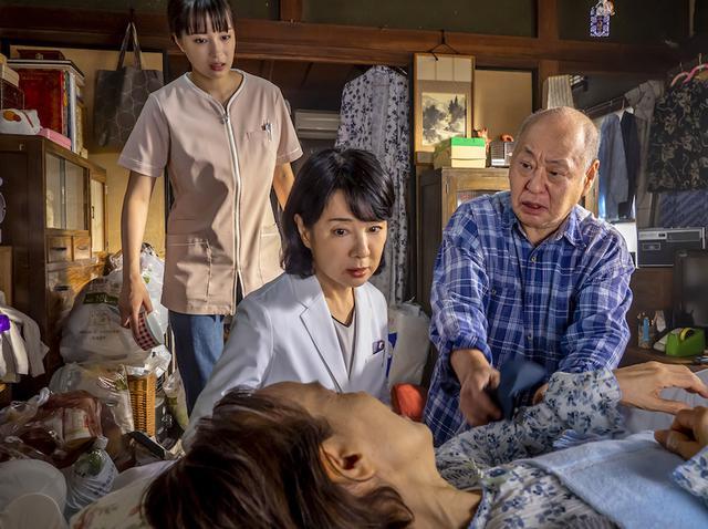 画像1: 吉永小百合主演映画『いのちの停車場』メインビジュアル&場面写真一挙公開!