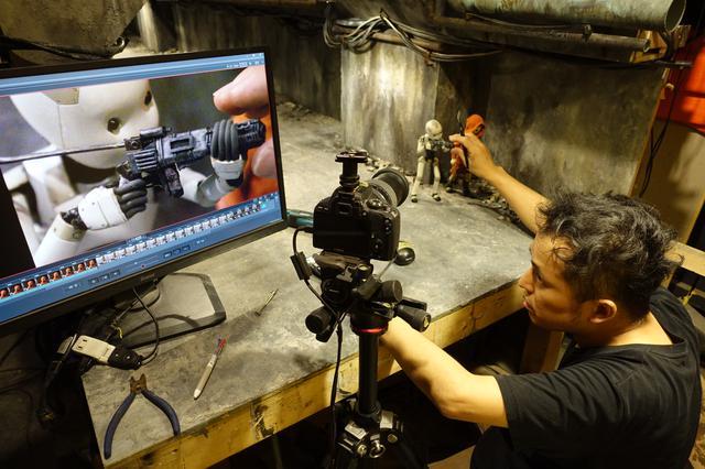 画像3: 孤高のクリエイター・堀貴秀が『JUNK HEAD』誕生秘話を語る
