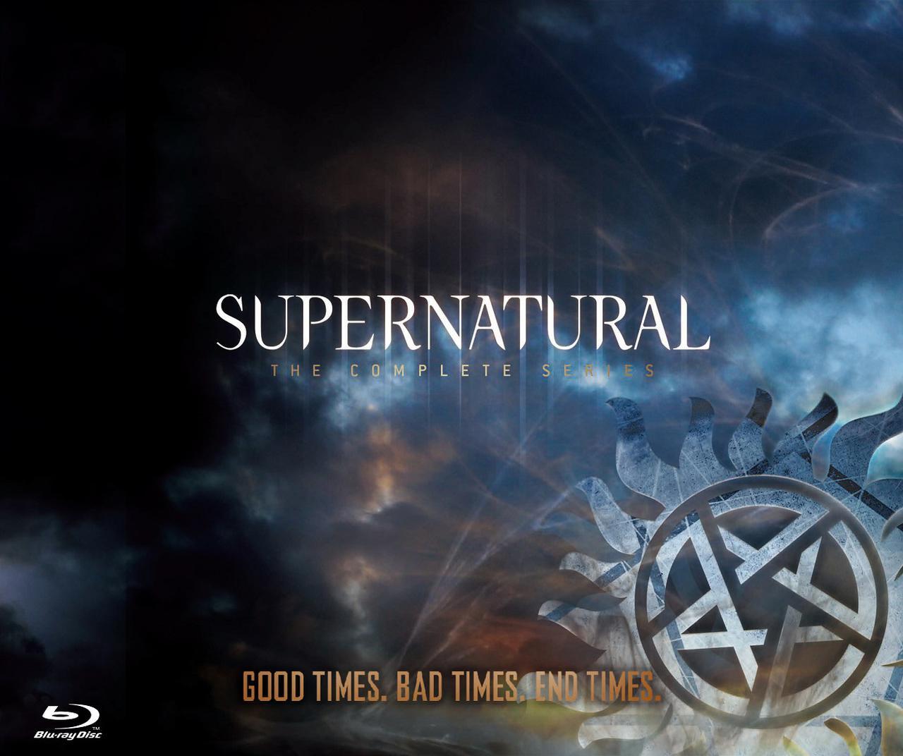 画像3: ついに最終章!「スーパーナチュラル」ファイナルシーズンのコンプリートBOX発売決定