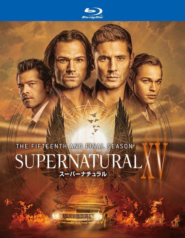 画像1: ついに最終章!「スーパーナチュラル」ファイナルシーズンのコンプリートBOX発売決定