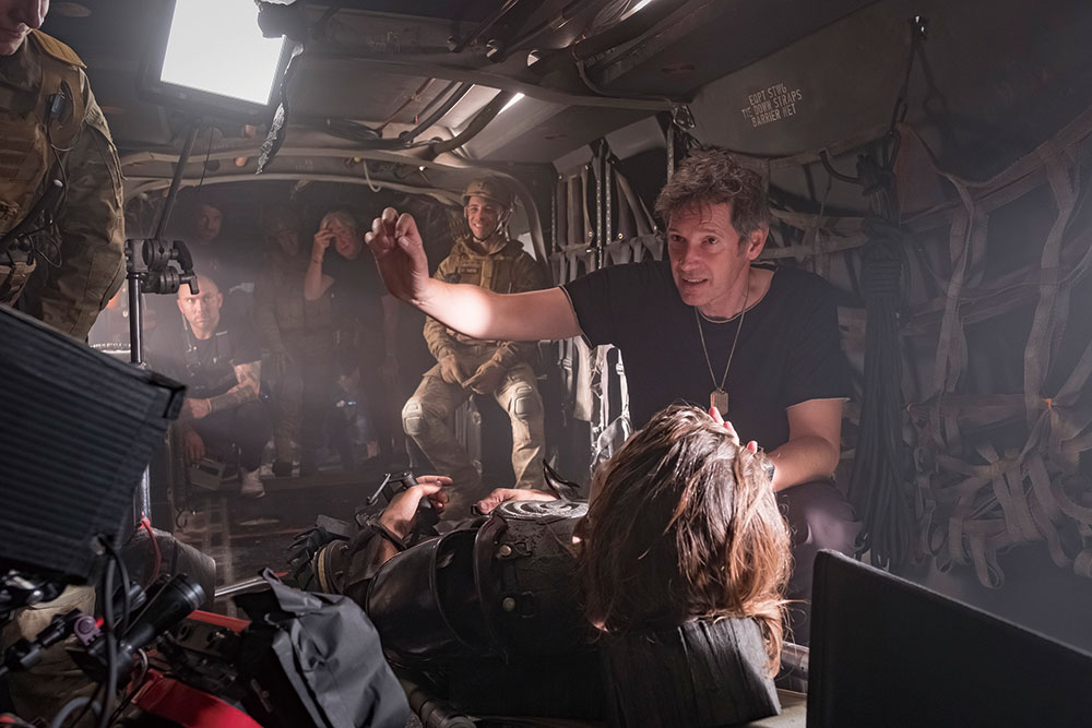 画像: ポール・W・S・アンダーソン監督インタビュー 「ゲームにほれ込んで11年前から映画化を進めていたんです」