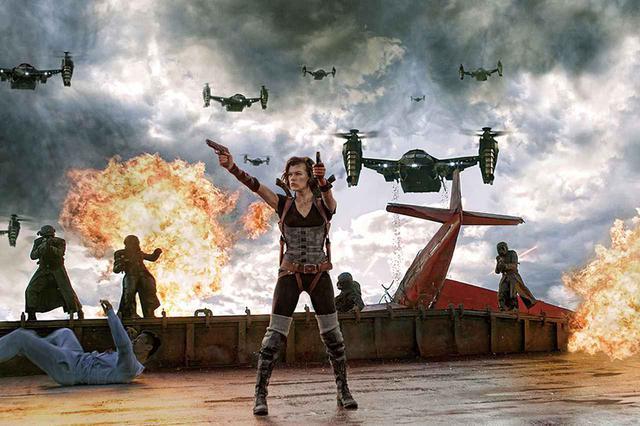 画像1: 知ってた!? 人類はミラ・ジョヴォヴィッチに7回救われる!
