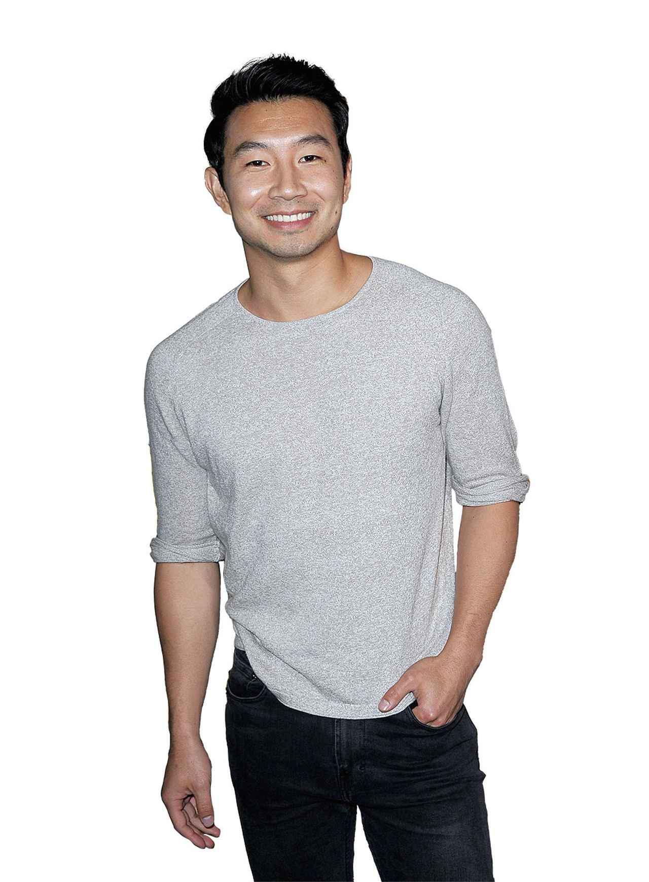 画像: シャンチー役に抜擢されたシム・リウ