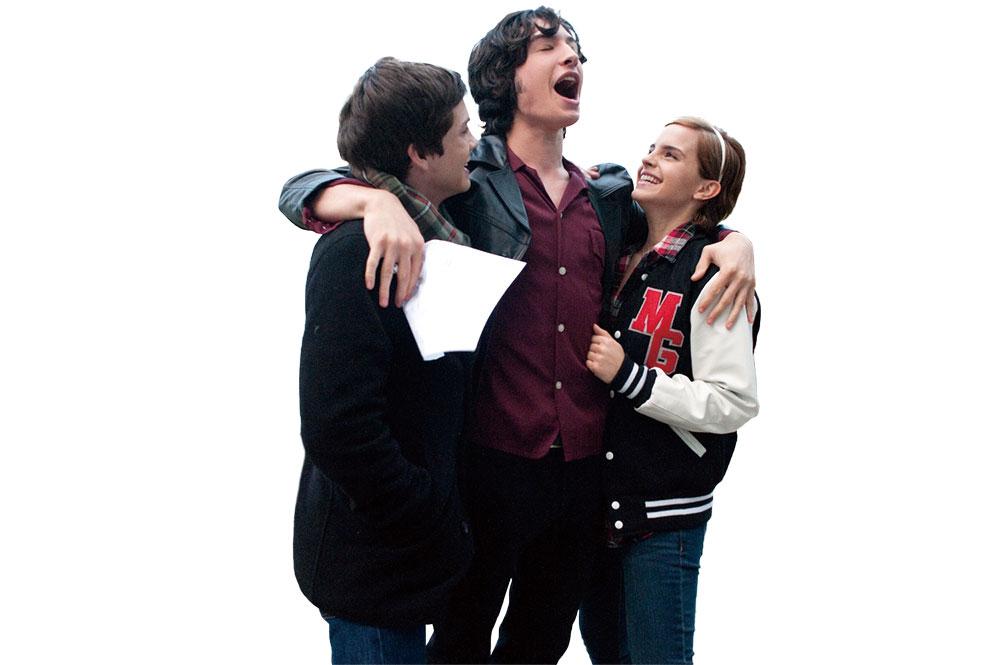 画像: 高校一年生のチャーリーが初めての恋と友情を知っていく