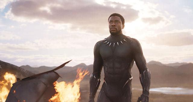 画像: 『ブラックパンサー』(2018)より/ディズニープラスで配信中 ©2021 Marvel
