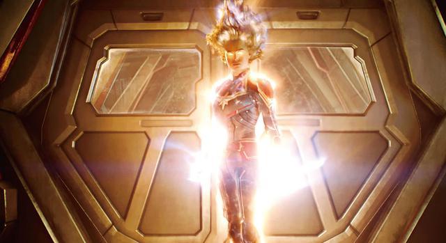 画像: 『キャプテン・マーベル』より/ディズニープラスで配信中 ©2021 Marvel
