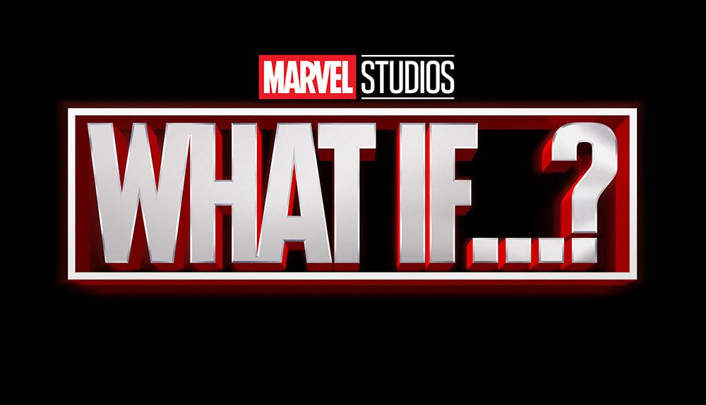 画像: 『ホワット・イフ…?』(※)ロゴ © 2021 Marvel