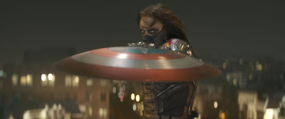 画像: 『キャプテン・アメリカ/ウィンター・ソルジャー』(2014)