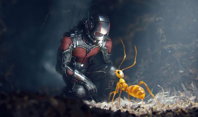 画像2: 『アントマン』(2015)より © 2021 Marvel