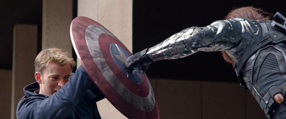 画像2: 『キャプテン・アメリカ/ウィンター・ソルジャー』(2014)より © 2021 Marvel