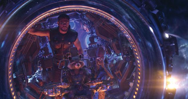 画像: ヒーローたちの宇宙規模の活躍が見られる?(『アベンジャーズ/インフィニティ・ウォー』(2018)より) © 2021 Marvel