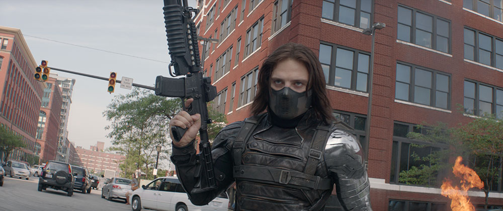 画像4: 『キャプテン・アメリカ/ウィンター・ソルジャー』(2014)より © 2021 Marvel