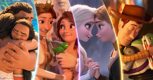 画像: 春休みに家族で楽しめるおすすめディズニーアニメ・映画|Disney+ (ディズニープラス)公式