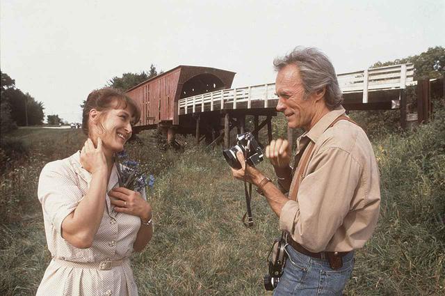 画像: 『マディソン郡の橋』(1995) 『午前十時の映画祭』初上映