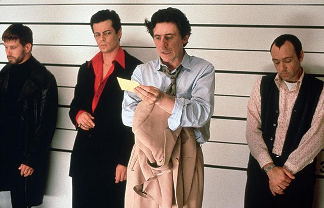 画像: 『ユージュアル・サスペクツ』(1995) 『午前十時の映画祭』初上映