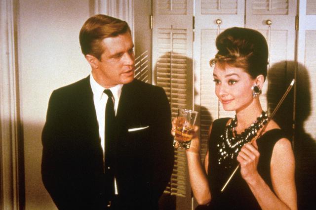 画像: 『ティファニーで朝食を』(1961)