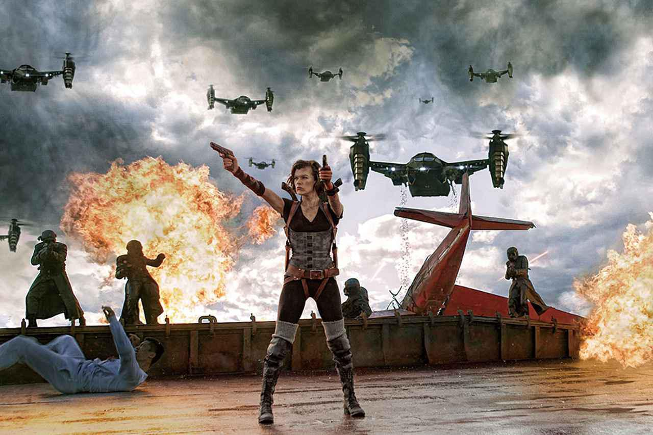 画像: 知ってた!? 人類はミラ・ジョヴォヴィッチに7回救われる! - SCREEN ONLINE(スクリーンオンライン)