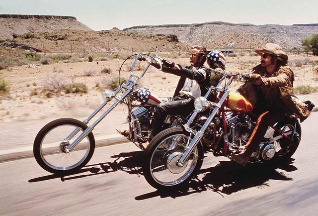 画像: 『イージー★ライダー』(1969) 『午前十時の映画祭』初上映