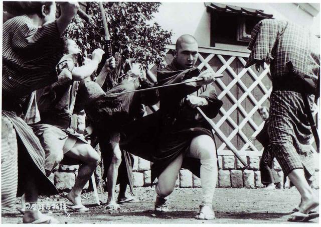 画像: 『座頭市物語(4Kデジタル修復版)』(1962) 『午前十時の映画祭』初上映