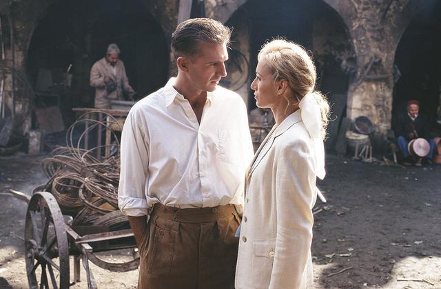 画像: 『イングリッシュ・ペイシェント』(1996) 『午前十時の映画祭』初上映