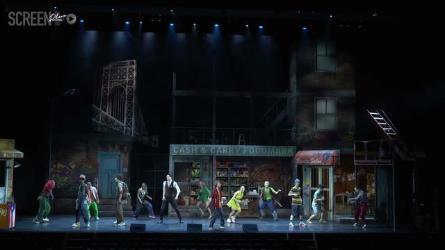 画像: Broadway Musical「IN THE HEIGHTS イン・ザ・ハイツ」舞台映像 youtu.be