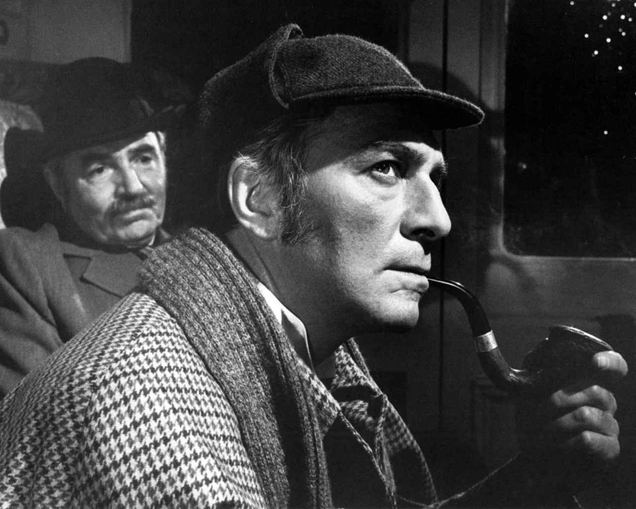 画像: 『名探偵ホームズ 黒馬車の影』(1979)