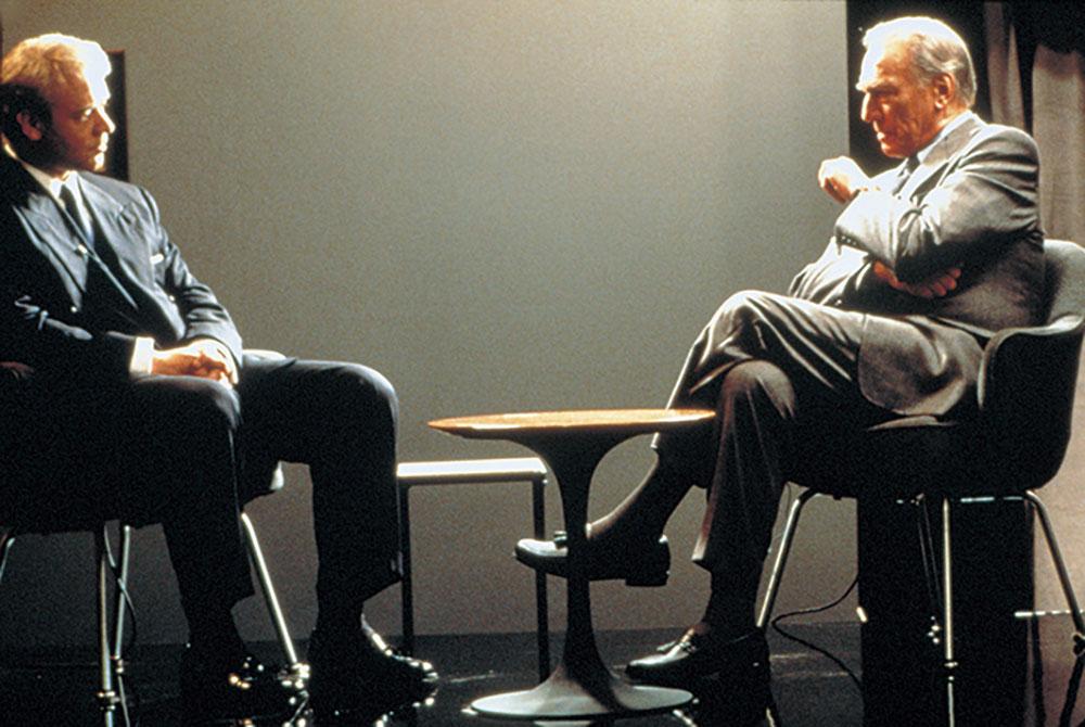 画像: 『インサイダー』(1999)でラッセル・クロウと