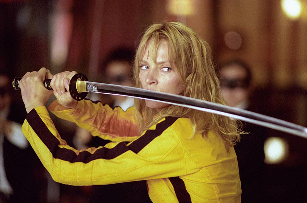 画像: 『キル・ビルVol.1』(2003)