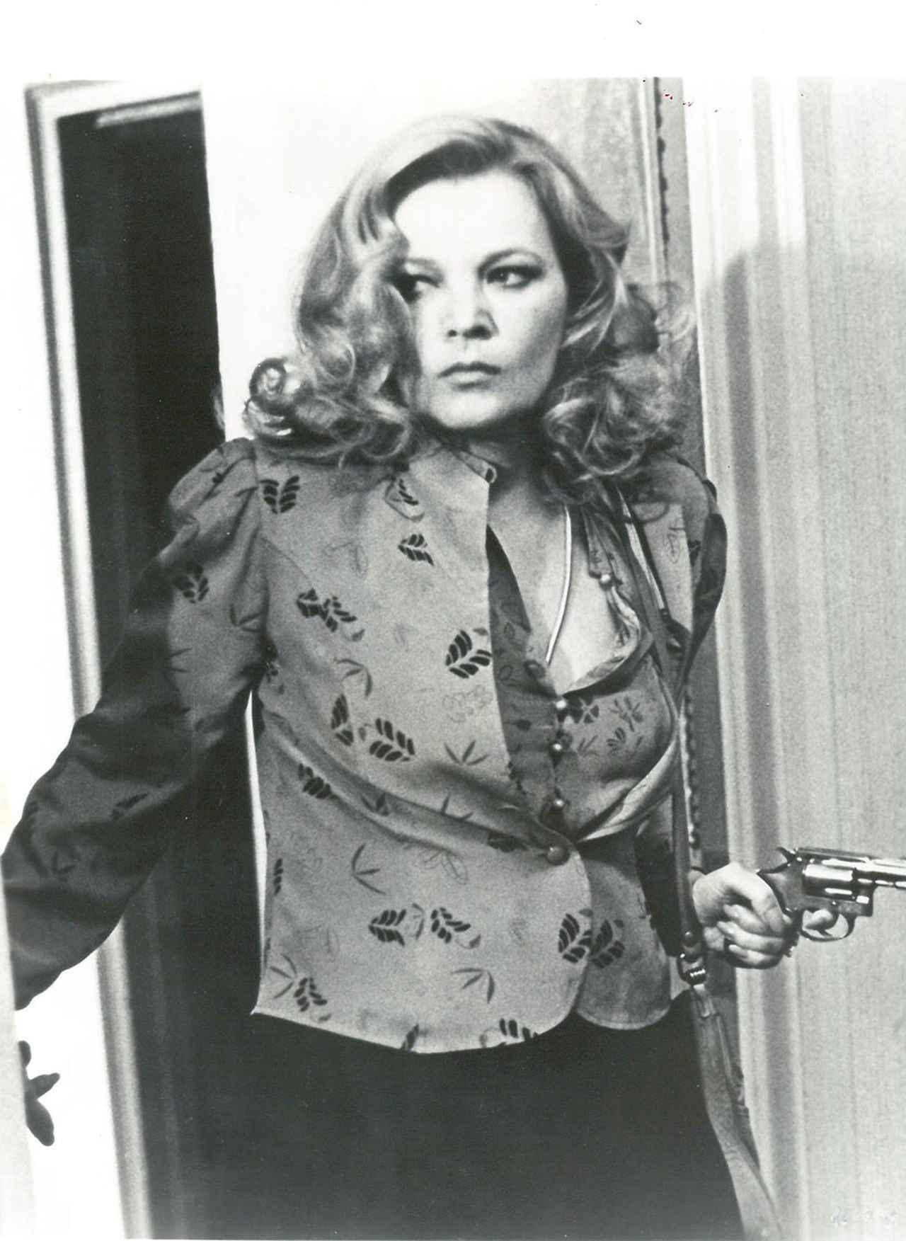 画像: 『グロリア』(1980)は女性ハードボイルドというジャンルを打ち立てた