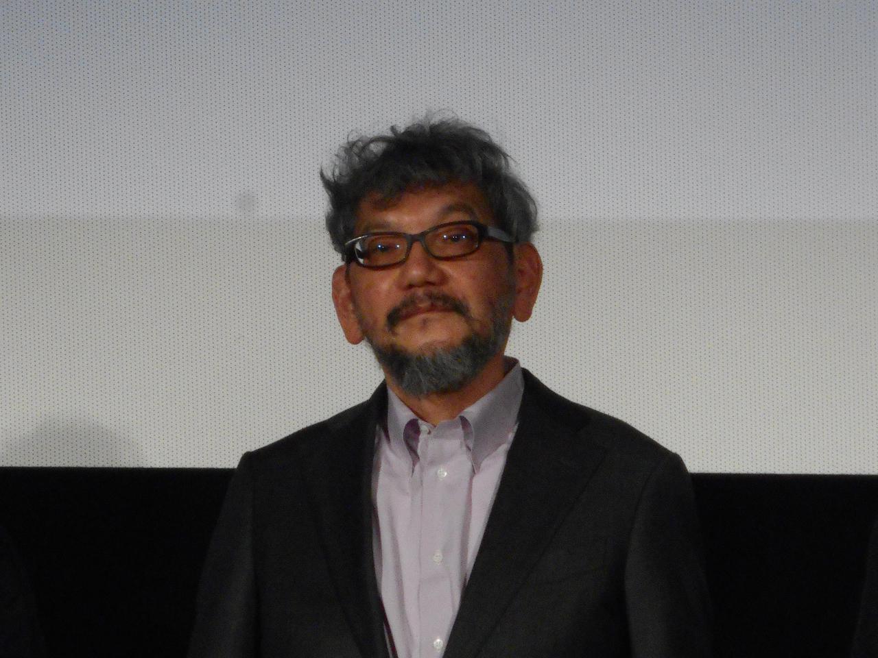 画像: 庵野秀明総監督