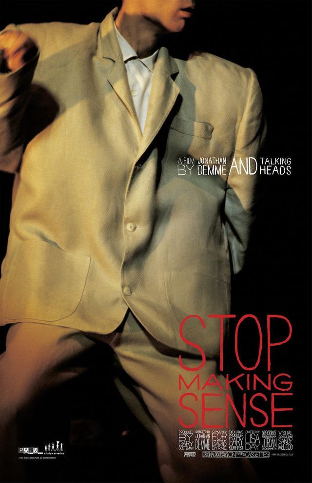 画像5: 『アメリカン・ユートピア』の上映に先駆けて、コンサート映画の金字塔『STOP MAKING SENSE』がスクリーンに蘇る!