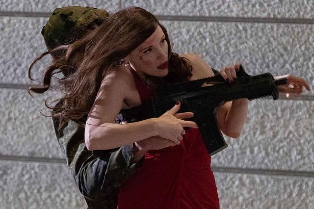 画像: 組織に立ち向かう美しき反逆の暗殺者をジェシカ・チャステインが熱演