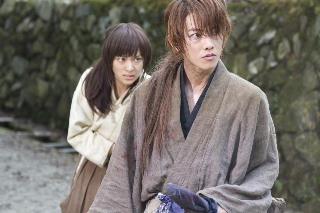 画像1: ©和月伸宏/集英社 (C)2012「るろうに剣心」製作委員会