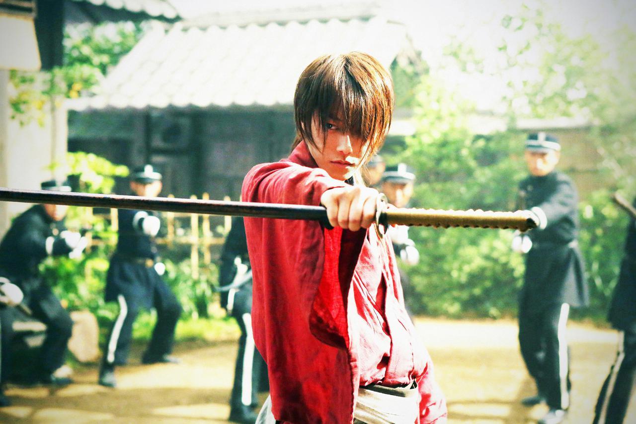 画像3: ©和月伸宏/集英社 (C)2012「るろうに剣心」製作委員会