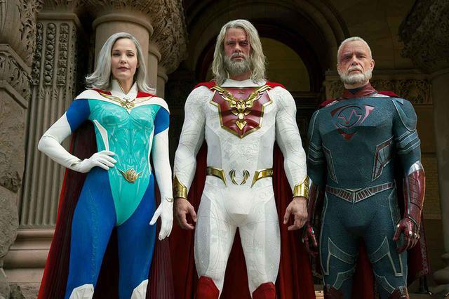 画像: Netflixオリジナルシリーズ『ジュピターズ・レガシー』2021年5月7日より独占配信開始