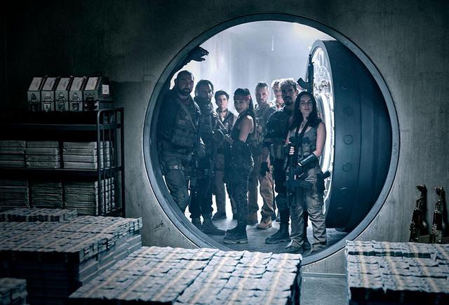 画像: Netflix映画『アーミー・オブ・ザ・デッド』2021年5月21日より独占配信開始