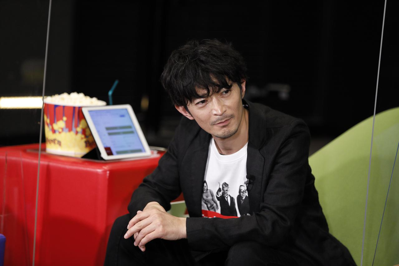 画像: ゲストの津田健次郎