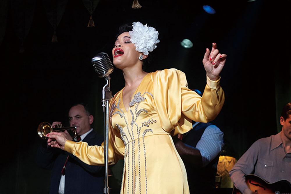 画像: 『The United States vs. Billie Holiday(原題)』(日本公開未定)