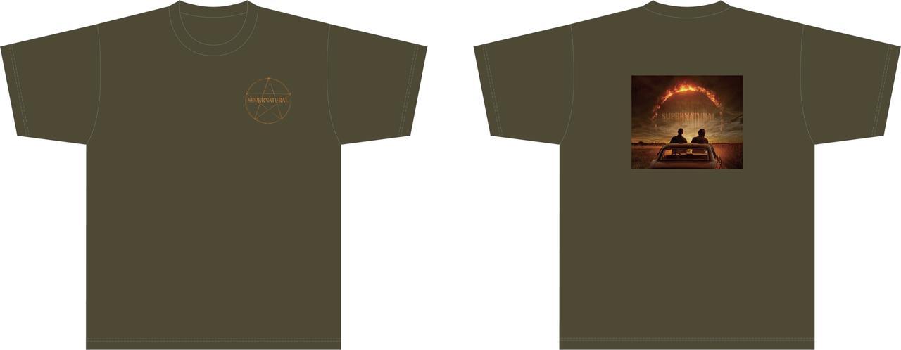 画像: ファンアート応募者抽選プレゼント オリジナル T シャツ