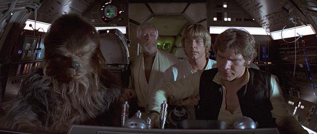 画像: 『スター・ウォーズ エピソード4 /新たなる希望』(1977)